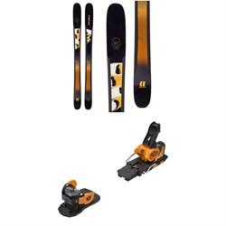 Armada Trace 108 Skis - Women's + Salomon Warden MNC 13 Ski Bindings 2020