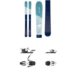 Armada Victa 97 Ti Skis - Women's ​+ Salomon Z12 Ski Bindings 2020