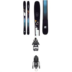 Armada Trace 98 Skis - Women's ​+ Atomic Shift MNC 13 Alpine Touring Ski Bindings 2020