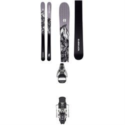 Armada Invictus 99 Ti Skis ​+ Atomic STH2 WTR 16 Ski Bindings 2020