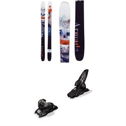 Armada ARV 106 Skis + Marker Griffon 13 ID Ski Bindings 2020