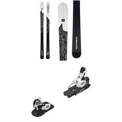 Armada Invictus 89 Ti Skis + Salomon Warden MNC 13 Ski Bindings 2020