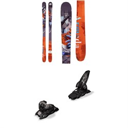 Armada ARV 86 Skis + Marker Griffon 13 ID Ski Bindings 2020