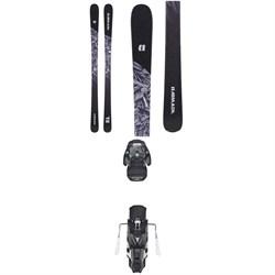 Armada Invictus 85 Skis + Atomic Warden MNC 13 Bindings 2020