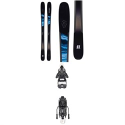 Armada Tracer 98 Skis + Atomic Shift MNC 13 Alpine Touring Ski Bindings 2020