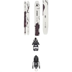 Atomic Bent Chetler 120 Skis + Shift MNC 13 Alpine Touring Ski Bindings 2020