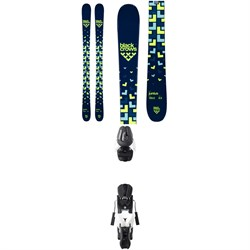 Black Crows Junius Skis - Big Boys' ​+ Atomic L 7 Ski Bindings