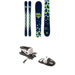 Black Crows Junius Skis - Big Boys' ​+ Look NX 10 Ski Bindings 2020
