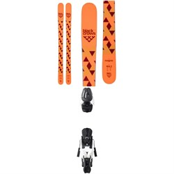 Black Crows Magnis Skis - Big Boys' ​+ Atomic L 7 Ski Bindings 2020