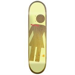 Girl McCrank Tilt-A-Girl 8.5 Skateboard Deck