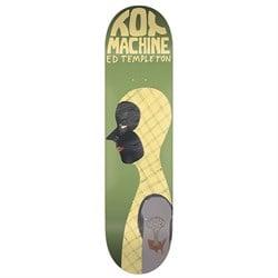 Toy Machine Ed Templeton Faces 8.5 Skateboard Deck