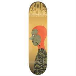 Toy Machine Collin Provost Faces 8.5 Skateboard Deck