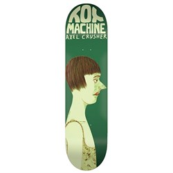 Toy Machine Axel Cruysberghs Faces 8.25 Skateboard Deck