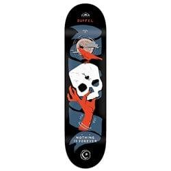 Foundation Corey Duffel Lost Souls 8.5 Skateboard Deck