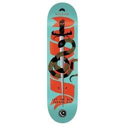 Foundation Cole Wilson Lost Souls 8.0 Skateboard Deck