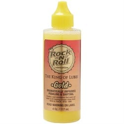 Rock N Roll Gold Bike Chain Lube