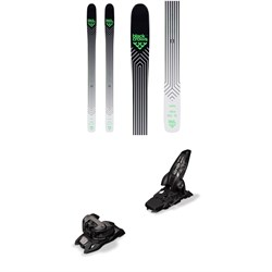 Black Crows Navis Skis ​+ Marker Griffon 13 ID Ski Bindings