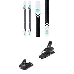 Black Crows Atris Skis ​+ Salomon STH2 WTR 13 Ski Bindings 2020