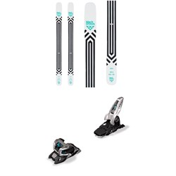 Black Crows Atris Skis ​+ Marker Griffon 13 ID Ski Bindings 2020