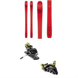 Black Crows Camox Freebird Skis + Dynafit ST Radical Alpine Touring Ski Bindings 2020