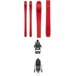 Black Crows Camox Freebird Skis + Atomic Shift MNC 13 Alpine Touring Ski Bindings 2020