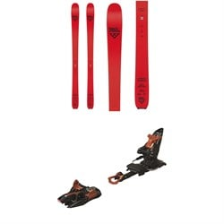 Black Crows Camox Freebird Skis ​+ Marker Kingpin 13 Alpine Touring Ski Bindings 2020
