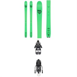 Black Crows Navis Freebird Skis ​+ Atomic Shift MNC 13 Alpine Touring Ski Bindings 2020