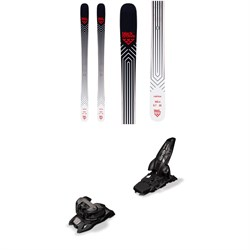 Black Crows Camox Skis ​+ Marker Griffon 13 ID Ski Bindings