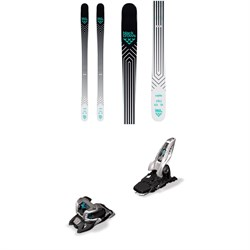 Black Crows Captis Skis ​+ Marker Griffon 13 ID Ski Bindings