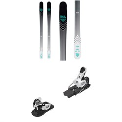 Black Crows Captis Skis ​+ Salomon Warden MNC 13 Ski Bindings