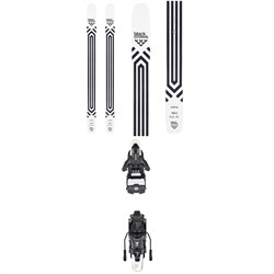 Black Crows Anima Skis ​+ Atomic Shift MNC 13 Alpine Touring Ski Bindings 2020