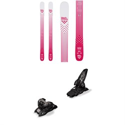Black Crows Camox Birdie Skis - Women's ​+ Marker Griffon 13 ID Ski Bindings