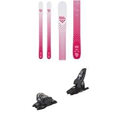Black Crows Camox Birdie Skis - Women's + Marker Griffon 13 ID Ski Bindings