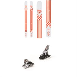 Black Crows Atris Birdie Skis - Women's ​+ Marker Griffon 13 ID Ski Bindings 2020