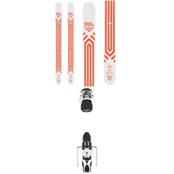 Black Crows Atris Birdie Skis - Women's ​+ Atomic Warden MNC 11 Bindings 2020