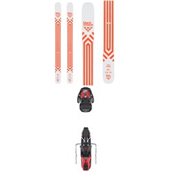 Black Crows Atris Birdie Skis - Women's ​+ Atomic Warden MNC 11 Bindings