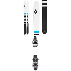 Black Diamond Helio Recon 105 Skis ​+ Atomic STH2 WTR 16 Ski Bindings 2020