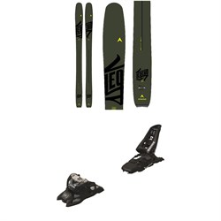 Dynastar Legend W 96 Skis - Women's ​+ Marker Squire 11 ID Ski Bindings 2020