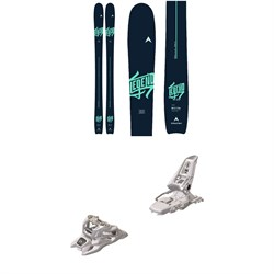 Dynastar Legend 88 W Skis - Women's ​+ Marker Squire 11 ID Ski Bindings 2020