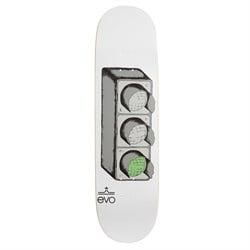 evo Stoplight 8.38 Skateboard Deck