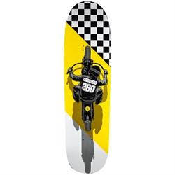 Powell Peralta Cab Flat Track 8.70 Skateboard Deck
