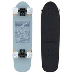 Landyachtz Dinghy Adventure Skeleton Cruiser Skateboard Complete