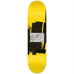 Krooked Worrest Barbra Twintail Slick 8.3 Skateboard Deck