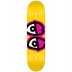 Krooked Team Eyes 8.25 Skateboard Deck