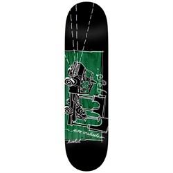 Krooked Sebo Roam On Wheels Full 8.25 Skateboard Deck