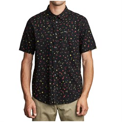 RVCA Calico Short-Sleeve Shirt