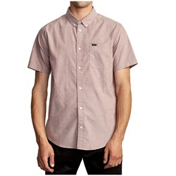 RVCA That'll Do Stretch Short-Sleeve Shirt