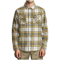RVCA Panhandle Button-Up Flannel