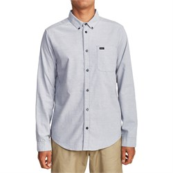 RVCA That'll Do Stretch Long-Sleeve Shirt
