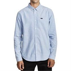 RVCA That'll Do Stretch Long-Sleeve Shirt
